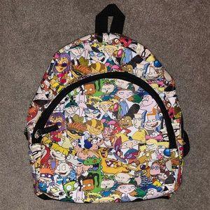 90's Nickelodeon backpack